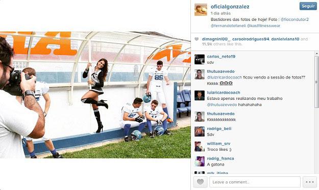 Mari Gonzalez/Instagram/Reprodução