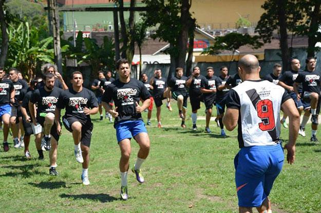Além dos três selecionados, a comissão técnica escolheu mais 67 jogadores para o time B. Foto Patriotas/Divulgação